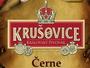 Пиво чешское тёмное Крушовице (Krušovice Černé)