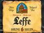Leffe Brune (Леф Брюн). Бельгийское тёмное аббатское пиво