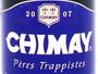 Пиво тёмное нефильтрованное бельгийское трапписткое Шиме (Шимей) Блю (Chimay Blue)