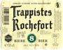 Тёмное бельгийское пиво, выпускаемое монастырём ордена Траппистов.