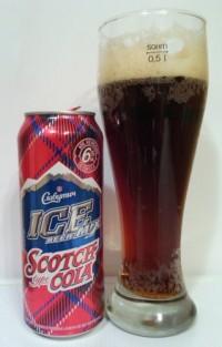 Славутич ICE Mix Scotch type Cola - новый бирмикс от Carlsberg Ukraine
