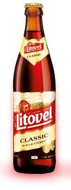 Бутылочный чешский Litovel в супермаркетах Космос