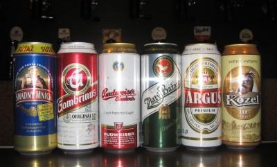 Новое баночное пиво в Беерховене