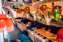 Ресторація Гагарін та Бокораш. Кваси. Інтер'єр