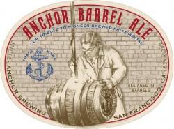 Anchor Barrel Ale - пиво в честь основателяAnchor Barrel Ale - пиво в честь основателя