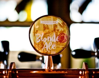 Blonde Ale - новинка от киевской Лесопилки