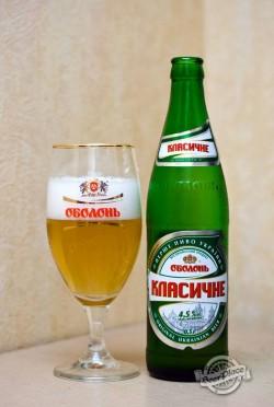 Дегустация пива Оболонь Класичне
