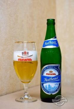 Дегустация пива Оболонь Київське