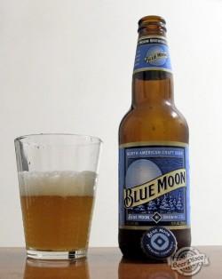 Дегустация пива Blue Moon Belgian White