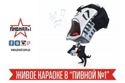 Караоке в сети Пивная №1