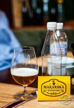 Дегустация пива MakBeer Янтарный эль