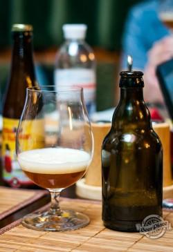 Дегустация пива Malle Amber