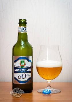 Дегустация безалкогольного пива Микулин 0.0%
