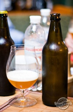 Дегустация пива Naked Pug от K&F Brewery