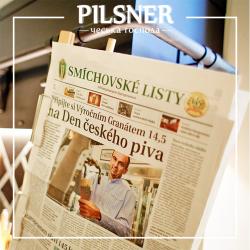 День чешского пива в Pilsner чешская господа