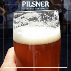 Дегустация Mosambic Pale Ale в Pilsner чешская господа