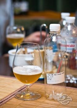Дегустация обновленного San Diego от White Rabbit Art Brewery