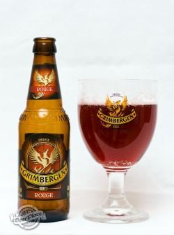 Дегустация специального пива Grimbergen Rouge