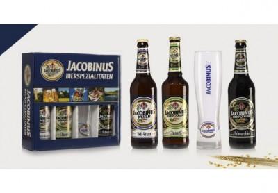 Немецкий Jacobinus в супермаркетах Космос
