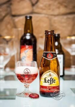 Дегустация пива Leffe Ruby