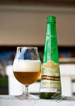 Дегустация пива Копченое от Одесской частной пивоварни
