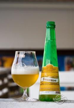Дегустация пива Венское от Одесской частной пивоварни
