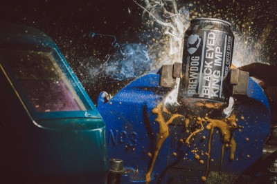 Black Eyed King Imp - самое крепкое баночное пиво?