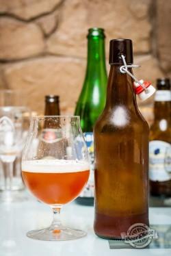 Дегустация пива Mandarin Bavaria IPA от White Rabbit Art Brewery
