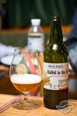 Дегустация пива Rabbit in the Rye