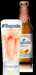 Hoegaarden Radler Agrum и Hoegaarden Radler Lemon & Lime в Украине