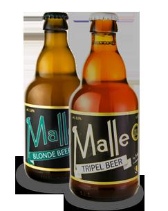 Пиво Malle в пабах Beer Point