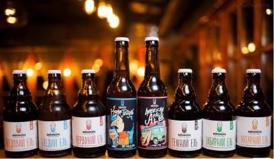 Новые сорта от черниговской пивоварни Bierwelle