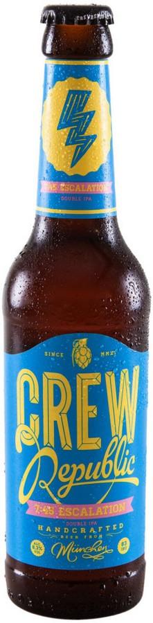 Немецкое крафтовое пиво от CREW Republic в Сильпо