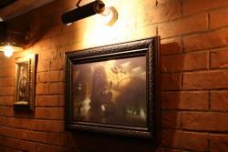 Пивная ресторация Эдисон. Киев. Интерьер