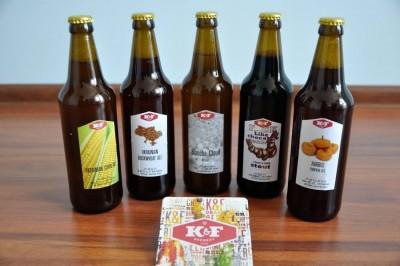 Новые сорта от K&F Brewery