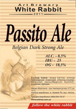 CRAFT Beer Store представляет Passito от White Rabbit
