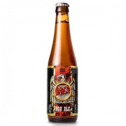 Slayer 666 Red Ale - пиво от группы Slayer