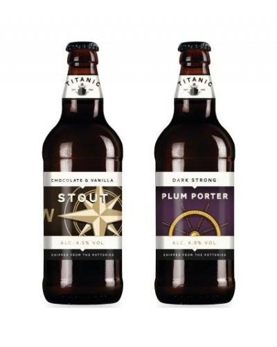 Новинки от Titanic Brewery в Good Wine