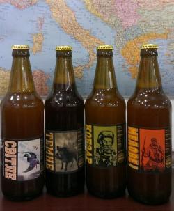 Пиво от запорожской Заимки в Пивной карте