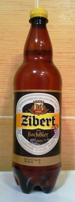 Zibert Bockbier - новинка от Оболони