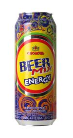 BeerMix Energy снова в продаже