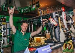 Акция на пиво и живая музыка в Andrew's Irish Pub