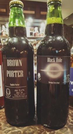 Новое пиво и текущий ассортимент в Edison