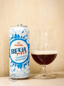Дегустация BeerMix Christmas Selection от Оболони