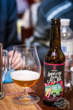 Дегустация пива Коля Дегустация пива Brewhops American Pale Ale