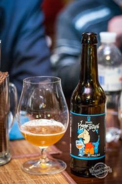 Дегустация пива Коля Гоголь Ukranian Pale Ale