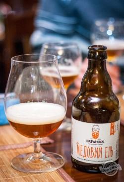 Дегустация пива Brewhops Медовий ель
