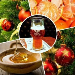 Рождественское пиво на Закарпатье