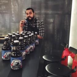 Belgian Dark Strong Ale - новинка от киевской Лесопилки