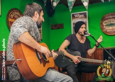 Группа GERUK в Andrew's Irish Pub